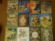 Детские сказки. 14 книг.