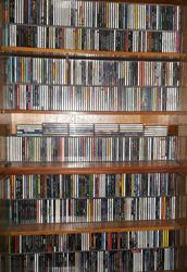 коллекция CD диски рок музыка лицензии
